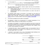 Alaska Affidavit for Collection of Personal Property of Decedent (Form P-110)
