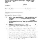 California Residential Rental Agreement