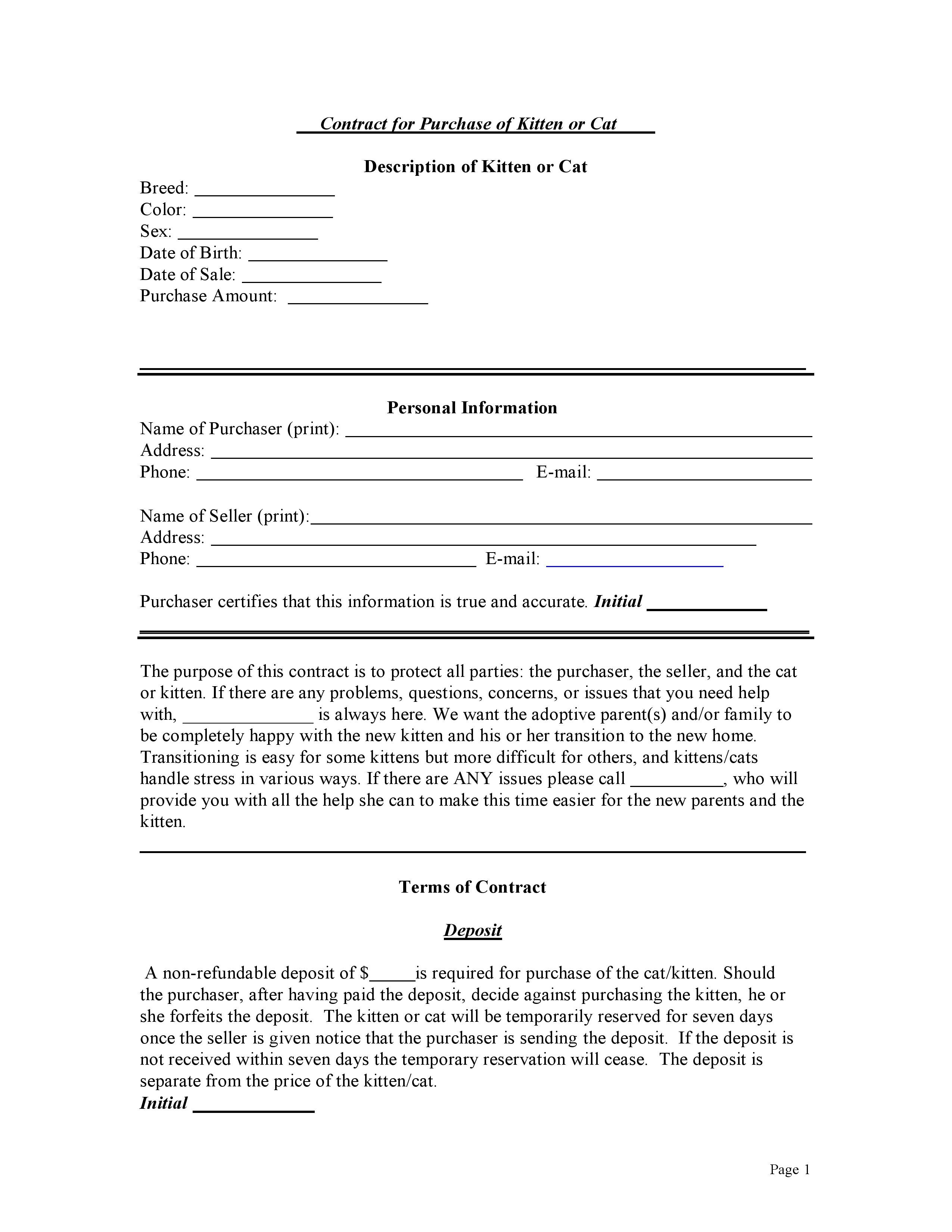 bill of sale form pdf