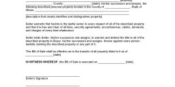 Bill Of Sale Illinois >> Free Bill Of Sale Forms Pdf Word Do It Yourself Forms