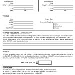 Kentucky Generic Bill of Sale Form
